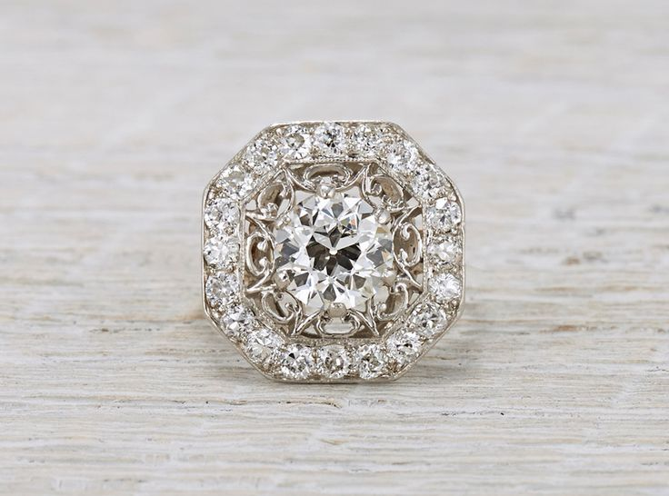 1000 images about Vintage Tiffany & Co Rings on Pinterest