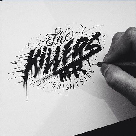 Les typographies de Raul Alejandro
