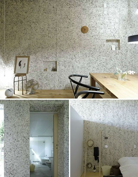 Low-Budget House in Japan Inspired by Animal Nests | Designs & Ideas on Dornob