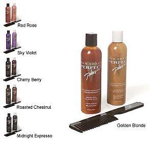 Nick Chavez Hair Color Enhancing System--I'm a Roasted Chestnut girl!