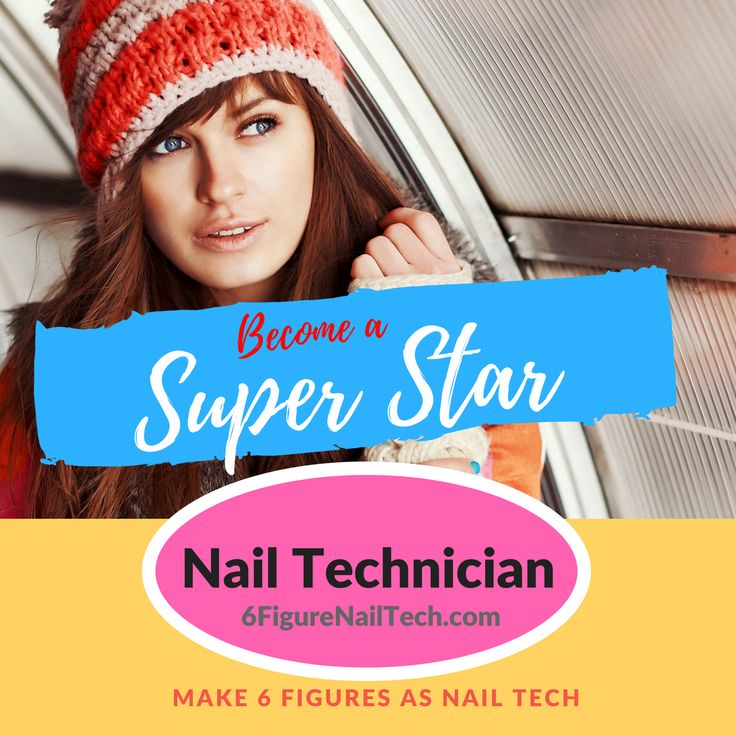 Goals!! Become a successful nail technician and make way more money! | nail technician courses and  programs | training | classes | nailartist | #nailboss #nailswag #nailstagram #business #marketing