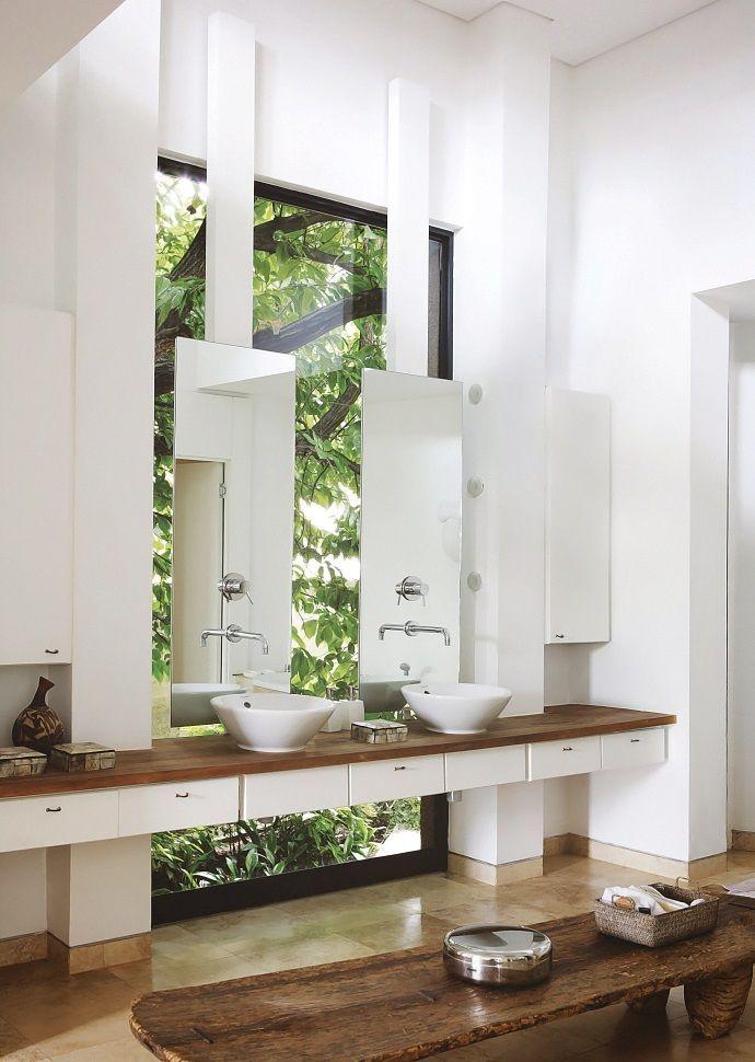 double volume dream house in johannesburg glh associates architects - Bathroom Designs Johannesburg