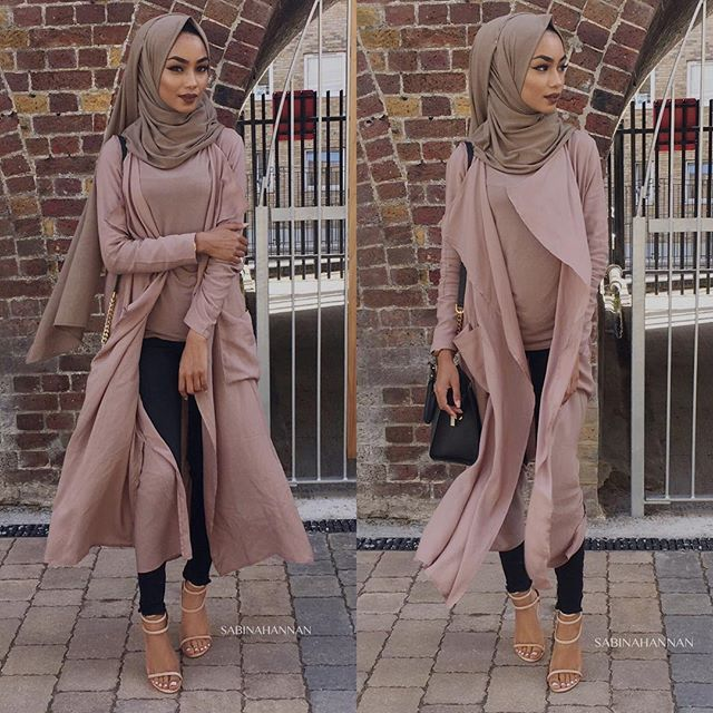 Outfit - Waterfall cardigan from @sanzaa_ltd Heels from @missguided Top from…