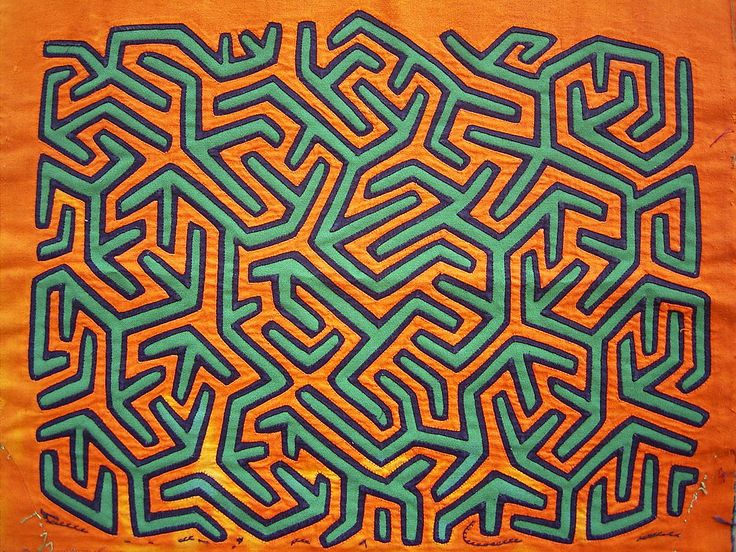 Molas: The Art of Appliqué  Off the eastern coast of Panama, a group of island forms the archipelago of San Blas. There, the Kuna people d...