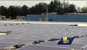 Video: New Howard County school costs almost nothing to operate - WBAL TV Baltimore