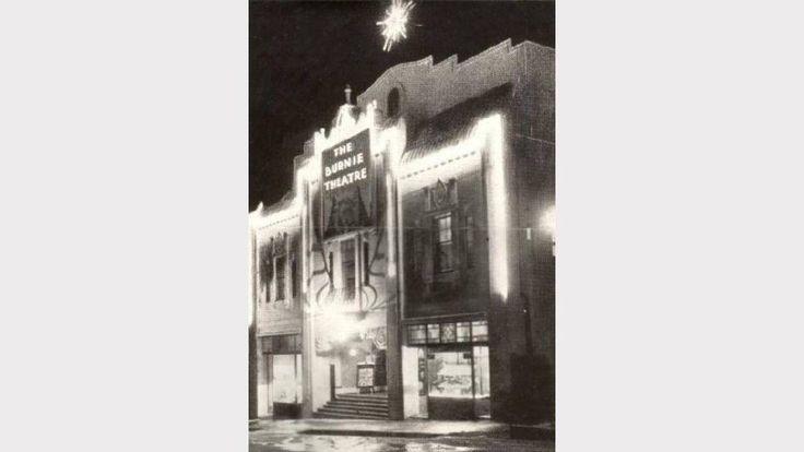 Burnie Theatre c 1945.