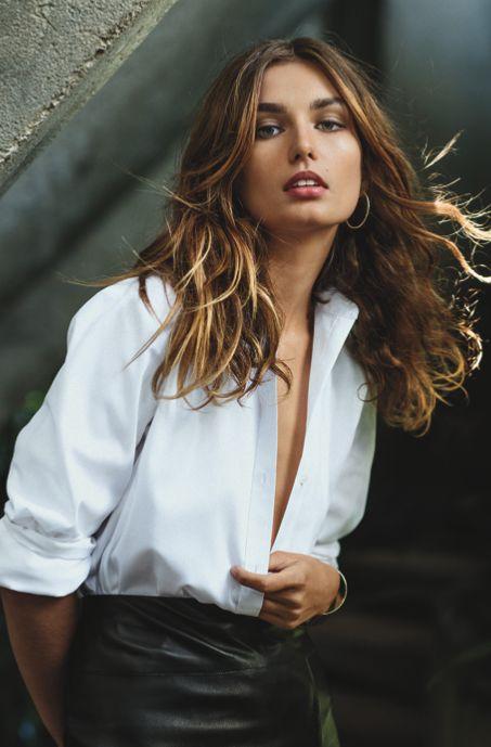 Lauren x factor white dress zaful