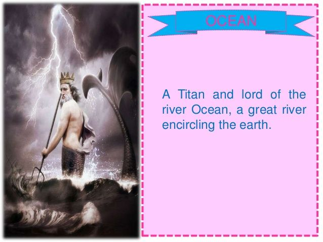 TRITON•The Trumpeter of thesea.•His trumpet was a greatshell.•He was the son ofPoseidon and Amphitrite.
