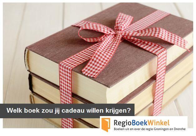 Welk boek zou jij cadeau willen krijgen?  Help ons bij het vinden van de allerleukste regionale boeken om cadeau te geven. https://plus.google.com/100729923345211003402/posts/Ki97Ck63uRo