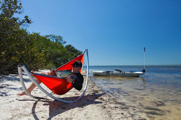 The Boonedox Drifter Kayak Size This Portable Hammock