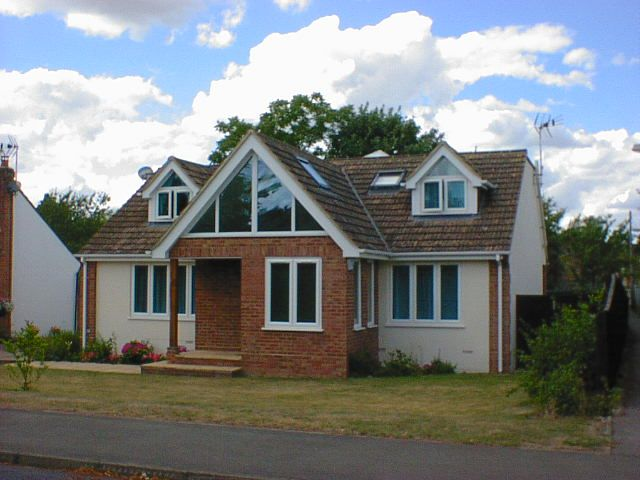 Large bungalow extension 3-The Christopher Hunt Practice - Architectural Home Building Design Marlow - extension plans