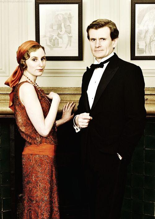 ~Downton Abbey, series 4~