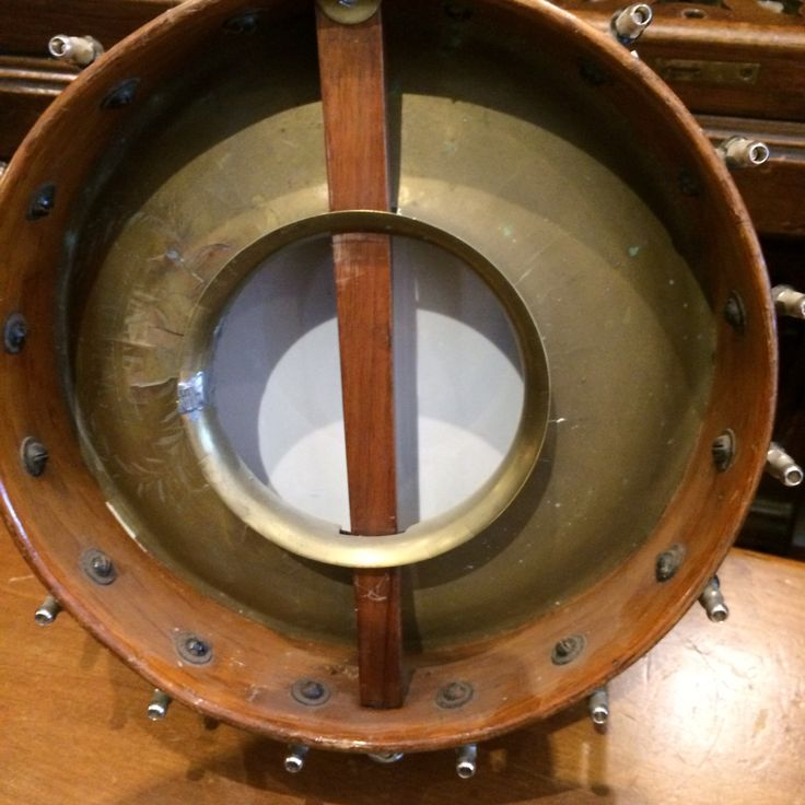 "S W Kemp ""gong banjo"". English 1883? Due for renovation."