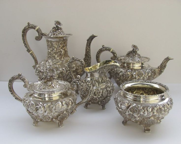 838 best Antique and sterling silver images on Pinterest