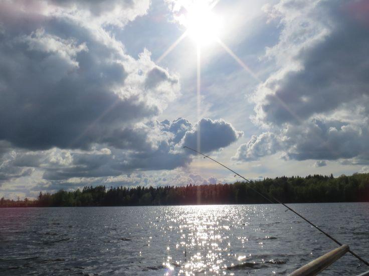 In Sweden in Småland.2014