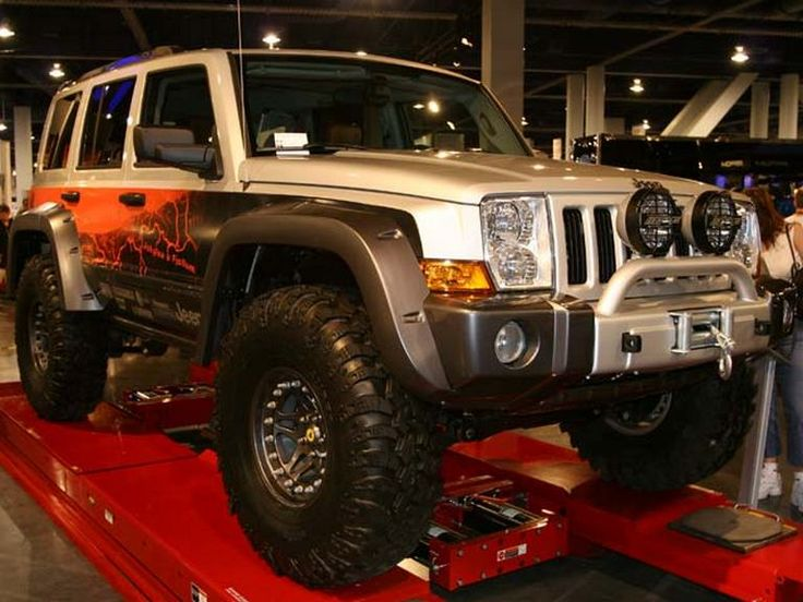 99 Great Jeep Commander Lifted Trend 2017