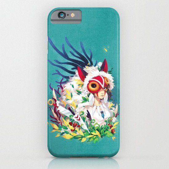 Princess Mononoke 2 iphone case, smartphone