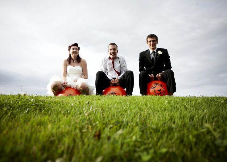 Tea Length Wedding Dresses Real Tattooed Rock N Roll Bride – Tobi Hannah