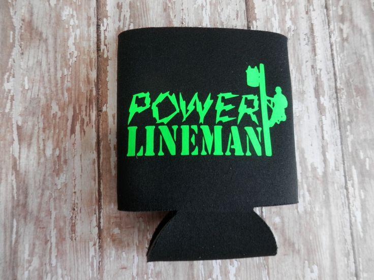 POWER LINEMAN Cozy by LinemanAttitude on Etsy https://www.etsy.com/listing/507591858/power-lineman-cozy
