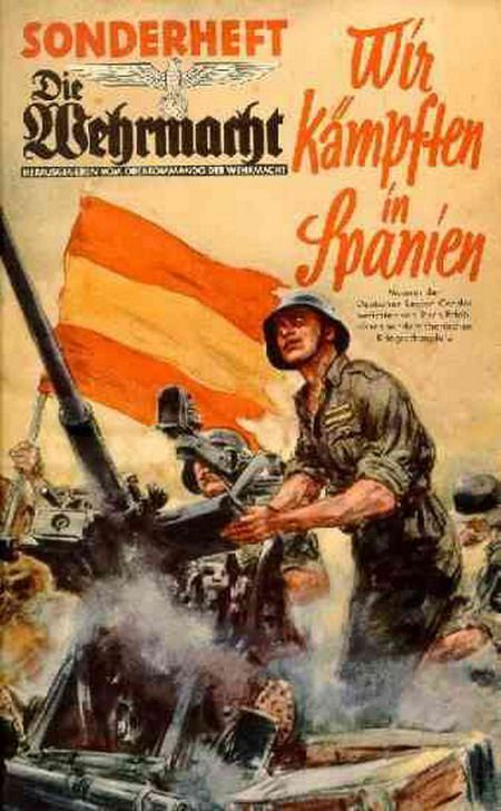 spanish civil war propaganda - Google Search