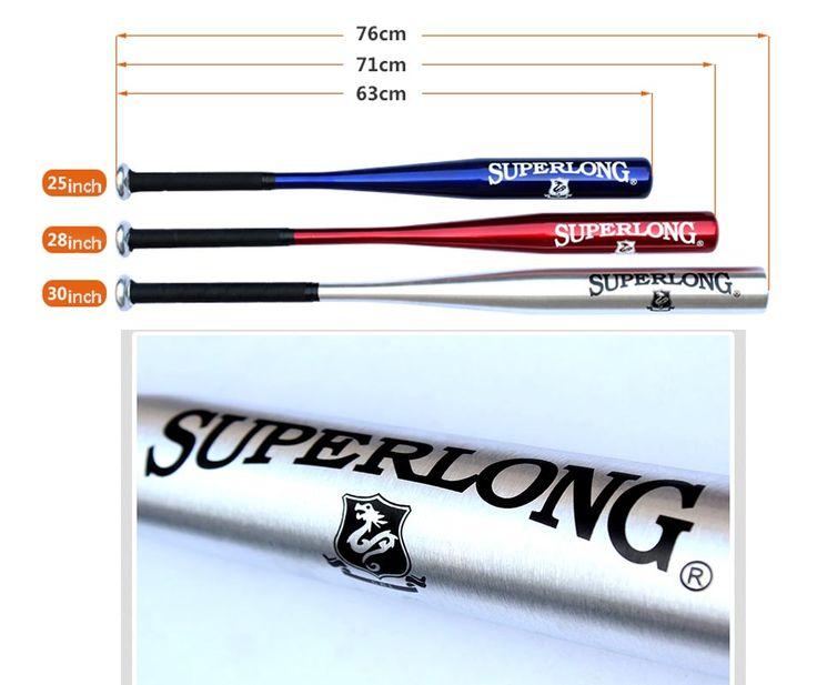 Новый 25 28 30 дюймов алюминиевый сплав бейсбольной битой батэ де beisbol доры красный бейсбольные биты на продажу