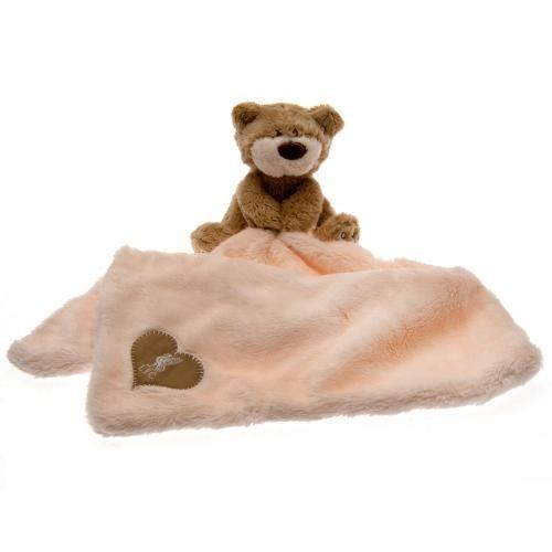 Liverpool F.C. Baby Comforter Snuggles