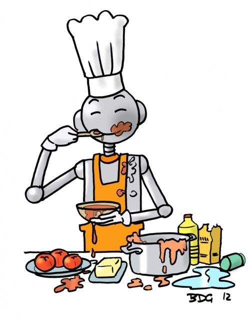 25 recettes de cuisine pour la classe