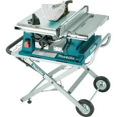 Makita USA - 10 in. Contractor Table Saw with Stand