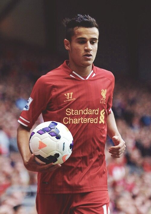 Coutinho I love him 2 bits hes sick @ football