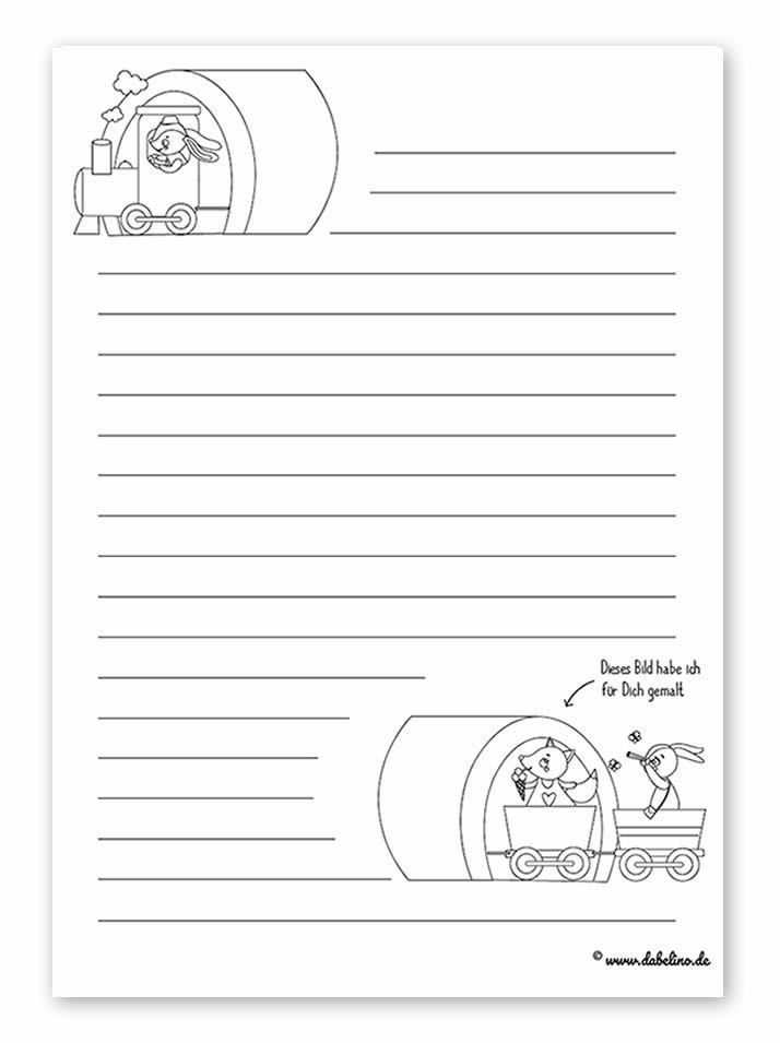 freebie kinderbriefpapier vorlagen kostenlos als pdf