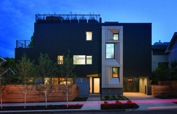 First Certified Passive House in Seattle: Park Passive House by NK Architects