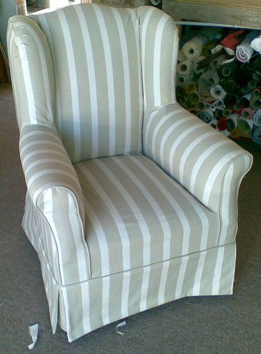 Loose Cover Armchair