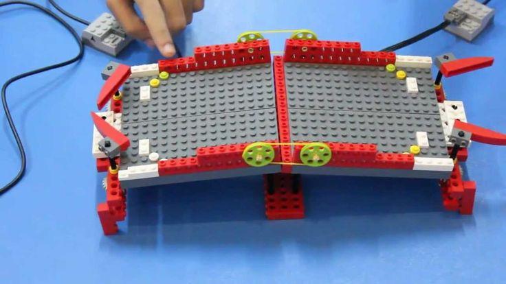 Lego Wedo PinPong Game - Team RobOnix Pakistan