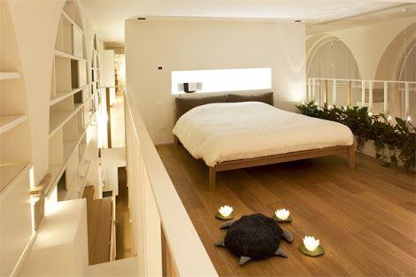 mezzanine floor in house - Google Search