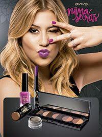 .: Niina Secrets apresenta sua nova coleção de Make c...