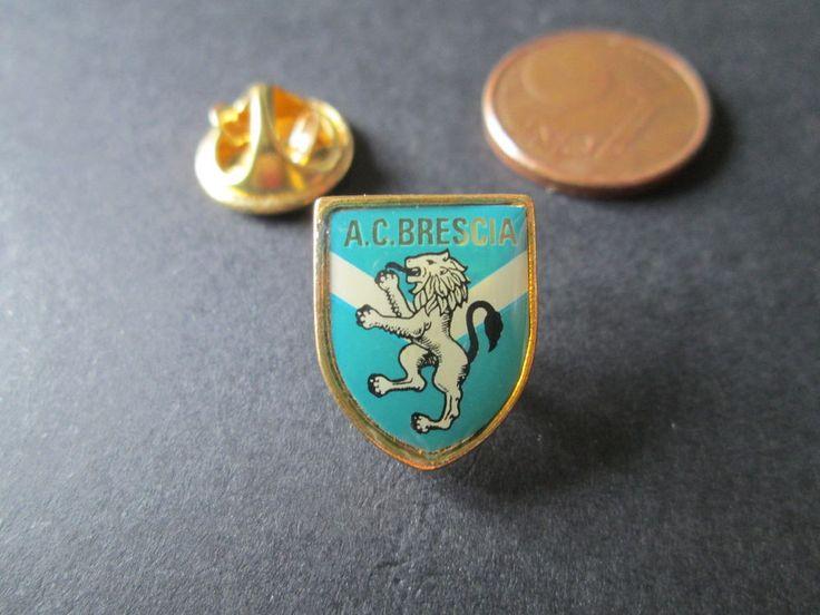 a3 BRESCIA FC club spilla football calcio soccer pins fussball italia italy