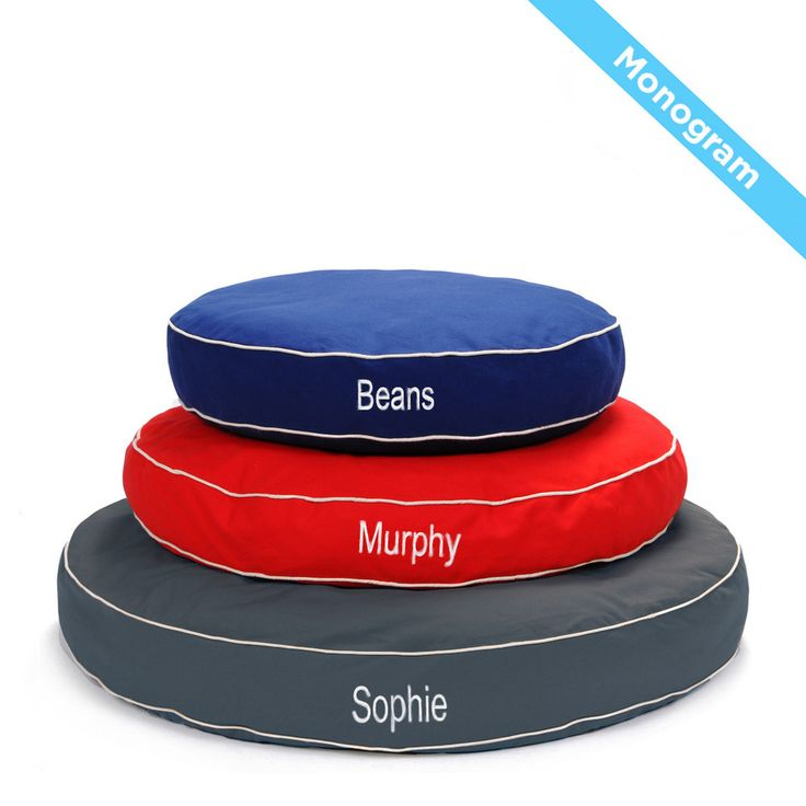 This Waggo Circle #Dog Bed was obviously made for Sophie!