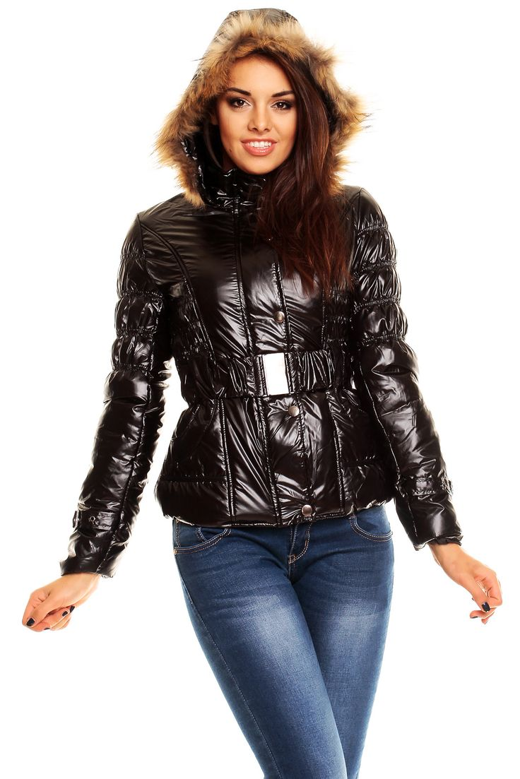 Modische winterjacke 2014 damen