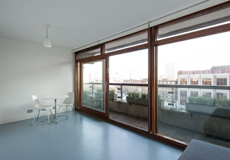 Barbican, London EC2, — The Modern House Estate Agents: Architect-Designed Property For Sale in London and the UK