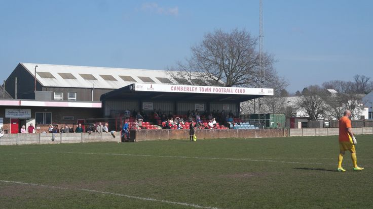 Camberley Town - 6/4/15