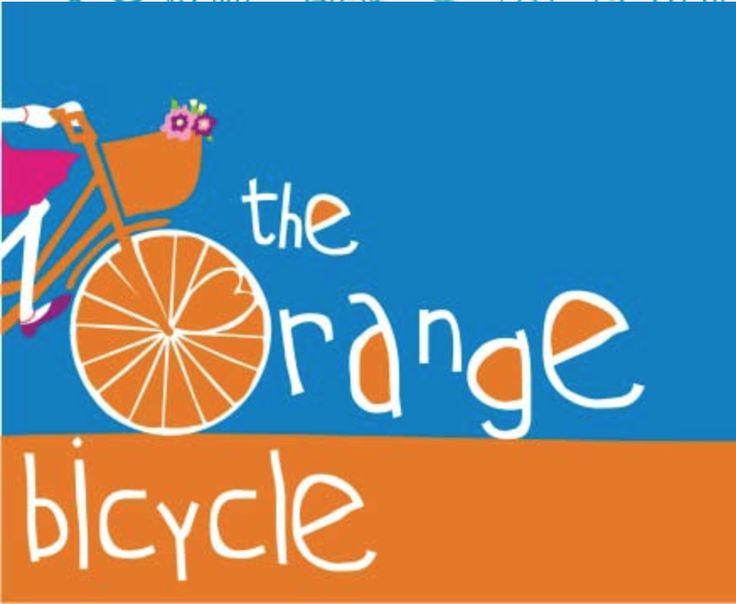 Orange Bicycle. Fun, quirky stuff. Indiranagar