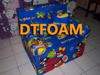 https://dtfoam.com/sofa-bed-angry-bird-biru/ Sofa Bed Angry Bird Biru: – Pilihan Busa : Super awet 10 tahun /Esklusif awet 15 tahun. – Cover : Katun. – Dapat di vakum untuk memperkecil biaya pengiriman. – Motif cover dapat menggunakan motif cover sofa bed maupun motif kasur busa. Sofa bed adalah gabungan sofa dan kasur, bersifat …</p>