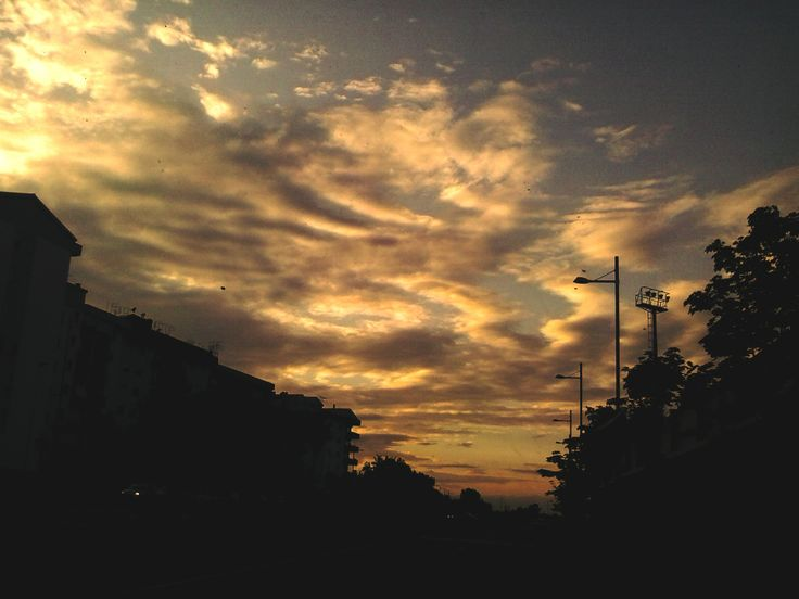 Cosenza Sky