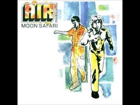 Air - Moon Safari 1998 / Full Album / France /  Air is a music duo from Versailles, France, consisting of Nicolas Godin and Jean-Benoît Dunckel