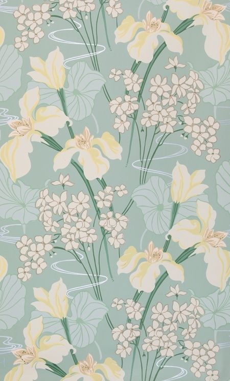 1920's to 1930's American Wallpaper by bridgette.jons
