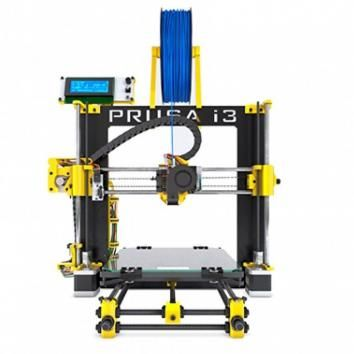 BQ Prusa i3 Hephestos 8.5 / 10 - 500€ The Prusa i3 Hephestos is an open source 3D printer designed and developed by bq. Hephestos is based on the Prusa i3 and adds several improvements to other printers like PowerCode. Parts were developed by the RepRap community with modifications and new parts added by bq.