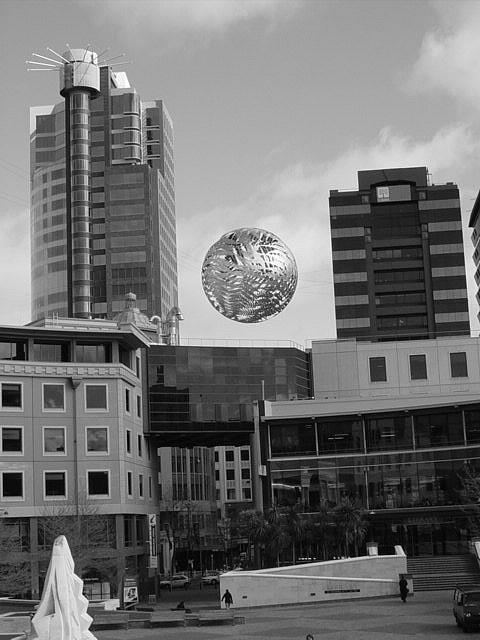 Wellington - capital of New Zealand