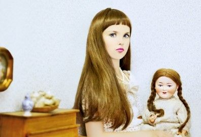Photographic artwork from the talented Liesje Reyskens