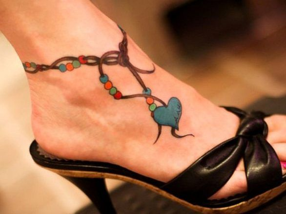 25+ best ideas about Ankle tattoos for women on Pinterest ...