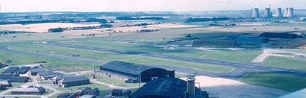 RAF Burtonwood airfield - BAD 1 -